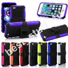 HEAVY C43 DUTY TOUGH SHOCKPROOF STAND HARD CASE COVER MOBILE PHONE FITS SAMSUNG