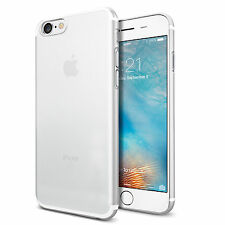 For iPhone 7/7 Plus Ultra Thin Slim Silicone Soft Clear TPU Back Case Skin Cover