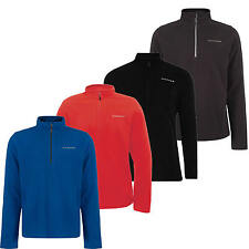 Dare2b Freeze Dry II Mens Fleece Half Zip Jumper