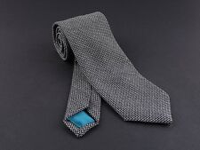 Handmade Classic Wide & Skinny  GREYISH PATTERNED TIE from Penelope`s Bow Ties