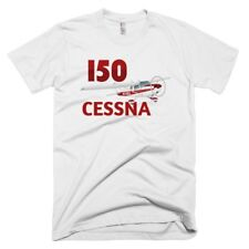 Cessna 150 (Red) Custom Airplane T-shirt - Personalized with Your N#