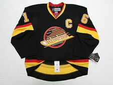LINDEN VANCOUVER CANUCKS AUTHENTIC FLYING SKATE REEBOK EDGE 2.0 7287 JERSEY
