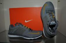 Nike Zoom Speed TR3 Mens Training Shoes 804401 070 Grey/Gold NIB