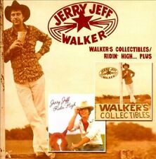 Walker's Collectibles/Ridin High... Plus by Jerry Jeff Walker