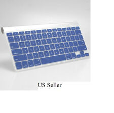 Silicone Cover Skin protector for Apple Wireless IMAC Bluetooth Keyboard Skin /
