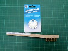 Spark Plug Gap Tool and/or Spark Plug Brass Wire Brush ideal staionary engine