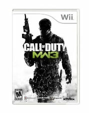 Wii Call of Duty: Modern Warfare 3 (Activision)