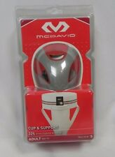 New McDavid Adult Athletic Supporter w/Flex Cup (G1-31)