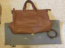 Mulberry Effie Tote In Oak Soft Spongy Leather