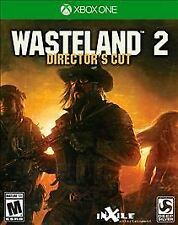 Wasteland 2: Director's Cut (Microsoft Xbox One, 2015) Brand New Free Shipping
