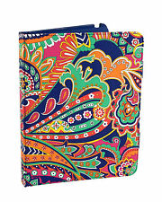 Vera Bradley Tablet Folio for iPad 2 in Venetian Paisley, Padded Case, NWT