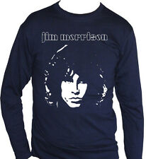 fm10 long sleeve t-shirt unisex 2 JIM MORRISON the doors gift idea MUSIC