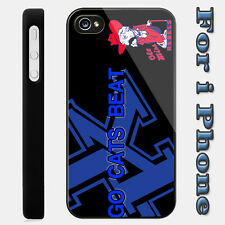 Go Cats Beat Ole Miss Logo Iphone/iPod/Samsung/Nexus/HTC Cover Case