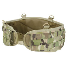 Condor Battle Belt PALS MOLLE Crye MULTICAM Tactical Modular Pouch Drop Leg Rigs