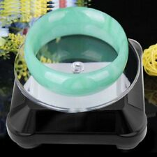 Pro Solar Showcase 360 Turntable Rotating Jewelry Watch Display Stand DP