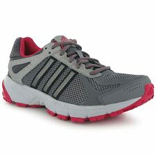 Adidas Duramo 5 Womens Trail Running Shoes Trainers Grey/Iron Jogging Sneakers