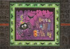 Halloween Handmade Cards - spooky ghosts, black cats, pumpkins and more