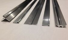 Aluminium Trims End Cap Corners H Join For Wall Panels Bathroom Shower Cladding