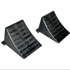 Steel Wheel Chocks for Cars, Vans, Trucks and RV. Delivery is Free