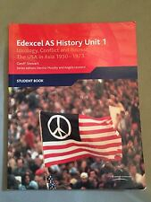 Edexcel  AS History Unit 1: ideology, conflict and retreat, USA 1950-1973