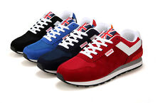 New Fashion England Men's Breathable Sneakers Sport Casual Boat Shoes R21