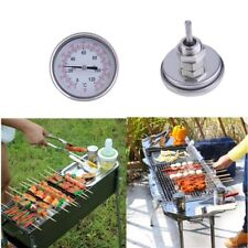 Pro Stainless Steel BBQ Thermometer for a Moonshine Condenser Brew Pot lot DP