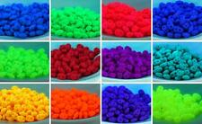 10g UV Active Neon Matte SUPERDUO Czech Glass Seed Beads Two Hole Super Duo 2.5m
