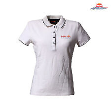 New 2016 Infiniti Red Bull Racing Classic Ladies Polo Shirt White Formula 1
