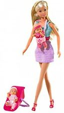 Simba Steffi Love Baby Sitter Fashion Doll - FAST AND FREE DELIVERY