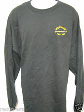 MOSIN NAGANT EMBROIDERED T-SHIRT/ NEW/ MILITARY/ LONG SLEEVE/ black color/ NEW