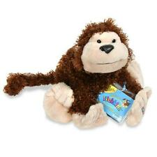 NWT  Webkinz Full Size Retired CHEEKY  MONKEY w/ Sealed Code  Low SHIPPING