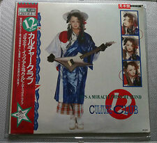 """BOY GEORGE CULTURE CLUB *RARE* Sealed 1984 JAPAN PROMO 12"""" VINYL it's a miracle"""