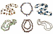 Wholesale Lot High Quality Boutique Luster Shell Bead Necklaces U PICK 12 Styles