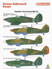 Hurricane IIc 1/32 scale 32054 Techmod decals