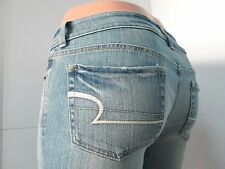 AMERICAN EAGLE Jeans ARTIST Size 4 and 12 DISTRESSED Cropped Jeans