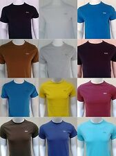 HUGO BOSS Green Label Cotton Short Sleeve Crew Neck Men Slim Fit T Shirts