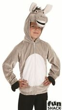 Donkey Fancy Dress Costume Girls Animal Costumes