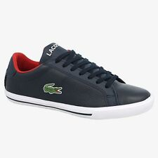 7-29SPM20331p4 LACOSTE GRADUATE TS SPM CASUAL DARK/BLUE MEN SHOES SNEAKERS B