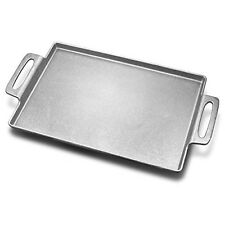 Wilton Armetale Gourmet Grillware Griddle with Handles, 18.5-Inch