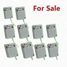 10pcs For Nintendo NDSi XL / LL 3DS New Travel AC Adapter Home Wall Charger CA