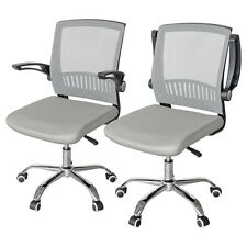 MESHINA CONTEMPORARY OFFICE CHAIR - AVAILABLE IN 2 COLOURS