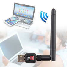 BEST USB 150M 150Mbps Wireless LAN Adapter 802.11b/n/g WiFi 2dBi Antenna DP