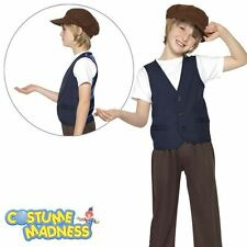 Victorian Poor Peasant Boy- Child Boy Outfit Fancy Dress