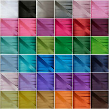 """Double Sided Satin Ribbon 25mm 1"""" Premium Quality Crafts Bows - 1 3 or 5 metres"""