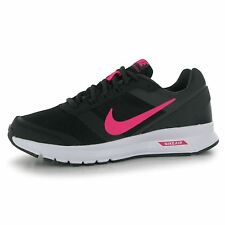Nike Air Relentless 5 Training Shoes Womens Black/Pink Fitness Trainers Sneakers