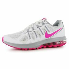 Nike Air Max Dynasty Training Shoes Womens White/Pink Fitness Trainers Sneakers