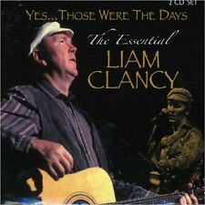 Liam Clancy-Yes, Those Were the Days - The Essential Liam Cl (US IMPORT)  CD NEW