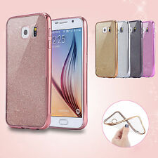 BIG SALE ShockProof Silicone Rubber Clear Case Cover For Samsung Galaxy Models