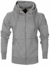 New Men's Foundation Fleece Hooded Sports Jogging Top