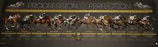 Progression of Perfection Melbourne Cup Champions Print Makybe Diva Phar Lap